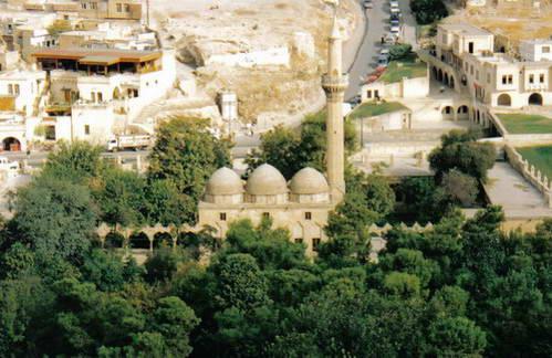 המסגד באורפה, טורקיה