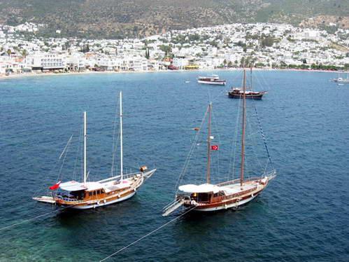 נמל בודרום, טורקיה