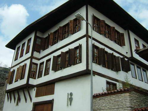 בית בסאפרנבולו, אנטוליה, טורקיה