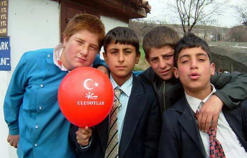 ילדי סאפרנבולו, אנטוליה, טורקיה