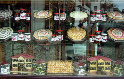 חנות בסאפרנבולו, אנטוליה, טורקיה