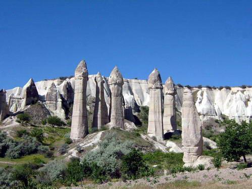 ארובות הפיות של קפדוקיה, טורקיה