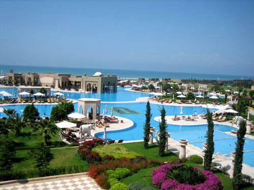 מלון ספייס באנטליה, נופש בטורקיה