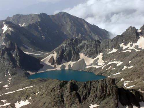 הרי הקצקר, טורקיה