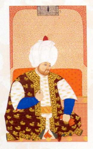 סלים השני, ההיסטוריה של טורקיה