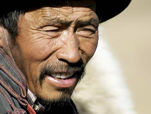 מבט מונגולי