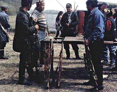 צידים מונגולים