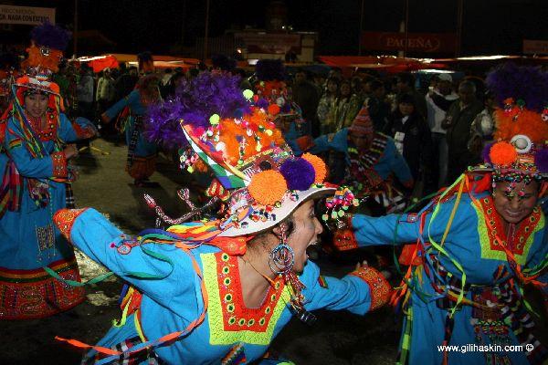 פסטיבל השטן, אורורו, בוליביה