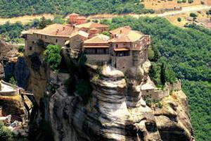 טיולי גיל הזהב, יוון