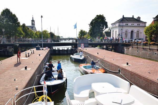 שייט בנהיגה עצמית, הולנד
