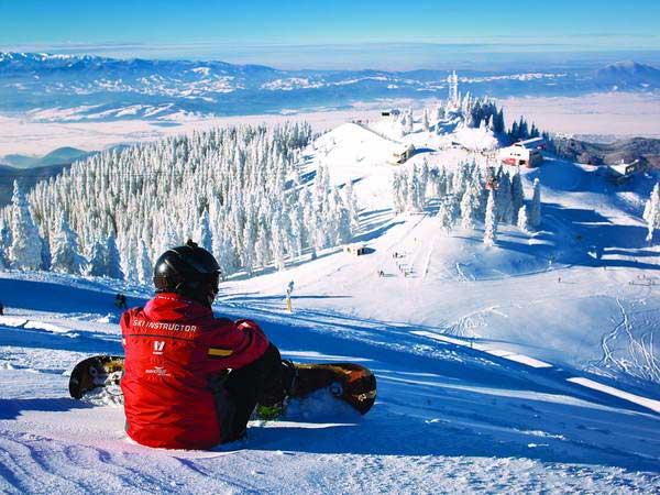 חופשת סקי, סקידיל, פויאנה בראשוב, רומניה