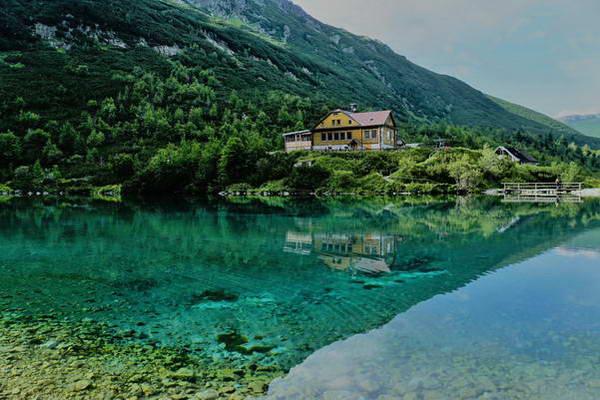 טרק בהרי הטטרה הגבוהים, סלובקיה