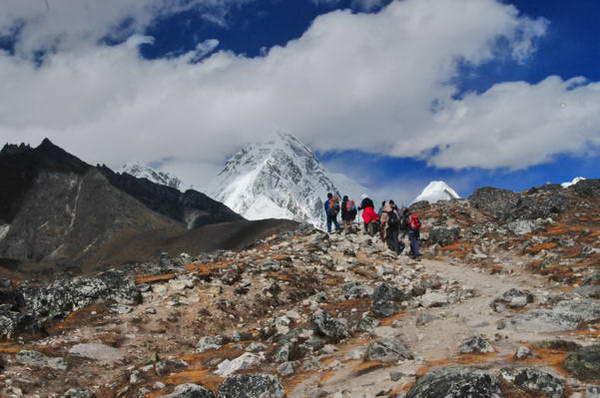 טרק בהרי ההימלאיה, נפאל