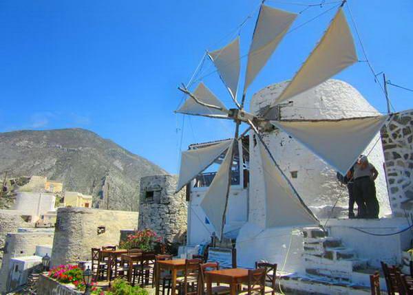 טרק באי קרפאתוס, יוון