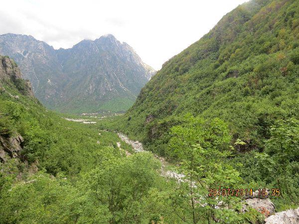 אלבניה - נופים
