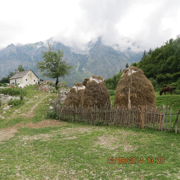 אלבניה - הפארק הלאומי ולבונה