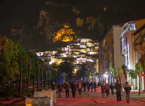 בראט, דרום אלבניה