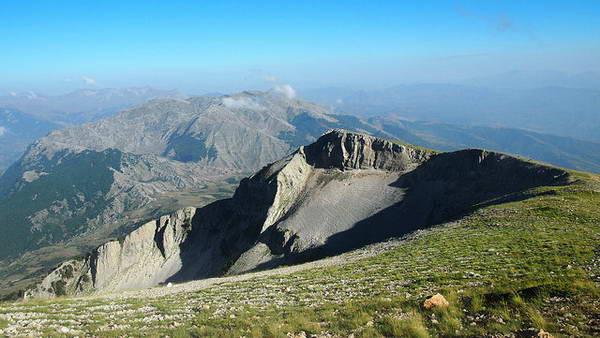 הר תומור, דרום אלבניה