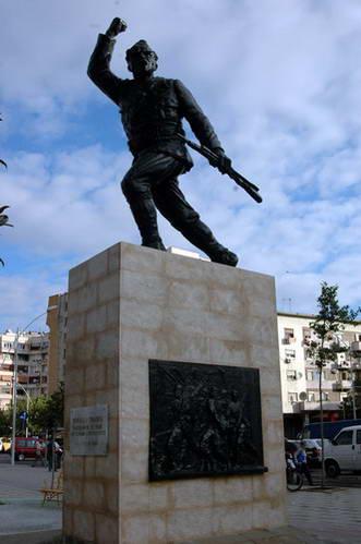 אנדרטת החייל האלמוני, אלבניה