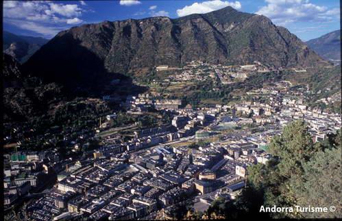 בירת אנדורה - אנדורה לה וולה