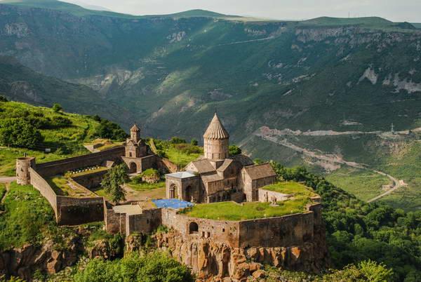 ארמניה, מנזר טאטב