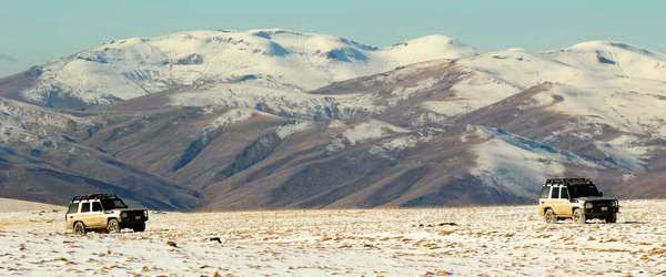 ג'יפים בארמניה, הר אררט