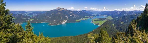 אזור האגמים, אוסטריה