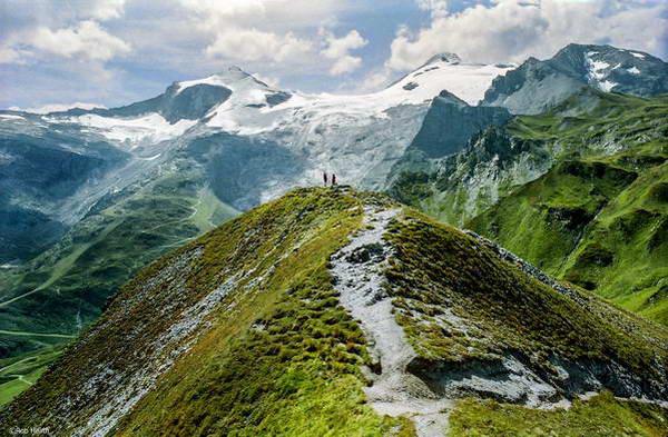 קרחון תוקס, אוסטריה