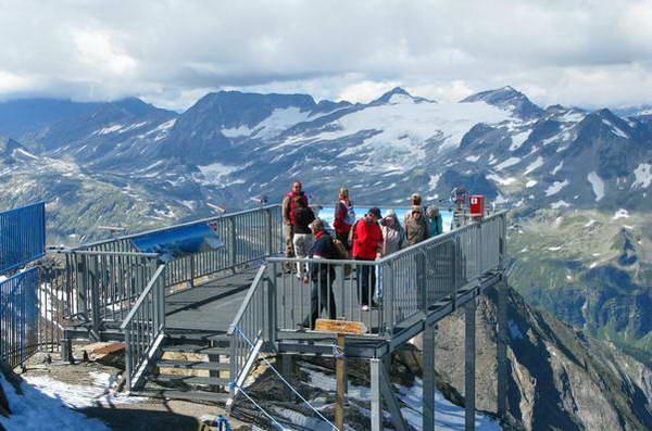 קרחון זולדן, אוסטריה
