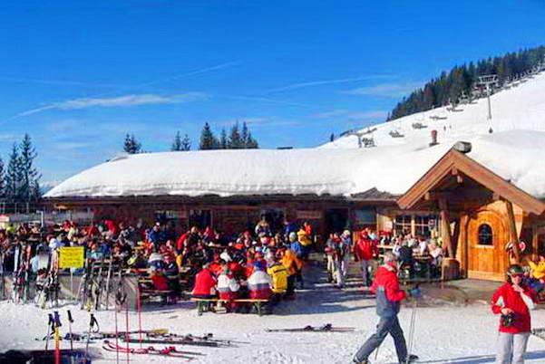 חופשת סקי באתר סקיוולט, אוסטריה