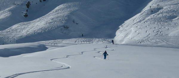 אופ פיסט, סט אנטון, סקי באוסטריה, טל ניב