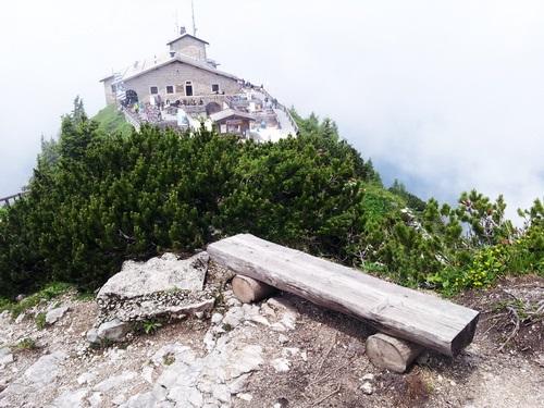 קן הנשרים, אוסטריה
