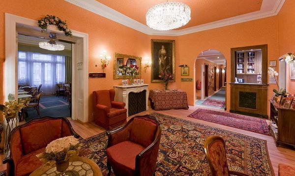 מלון בסט ווסטרן וינה, מלון על הרינג שטראסה בווינה
