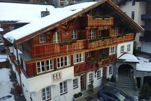 המלצה על מלון באתר הסקי סנט אנטון