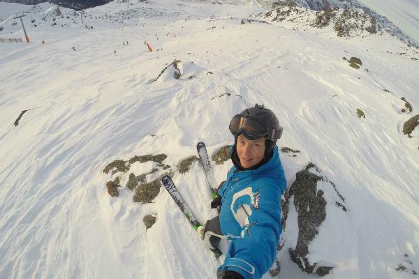 סקי באישגל