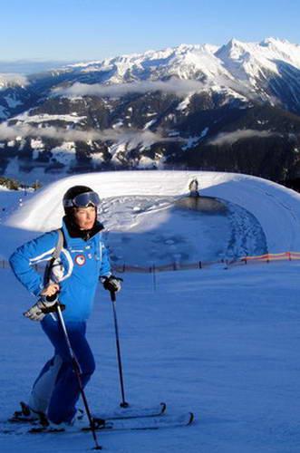סקי במאיירהופן, אוסטריה