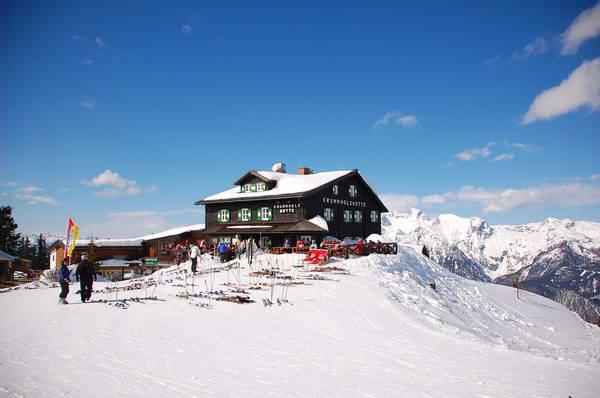 אתר הסקי שלאדמינג, אוסטריה
