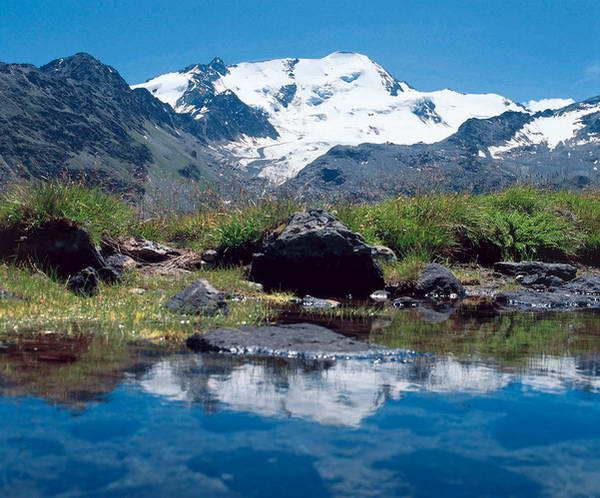 קרחון קורנטל, הטירול, אוסטריה