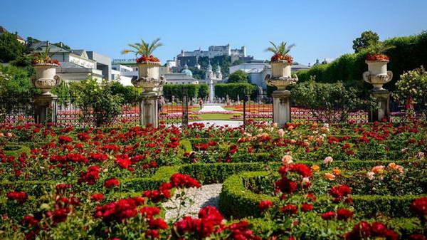 זלצבורג, אוסטריה