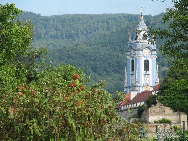 דירנשטיין - כנסייה