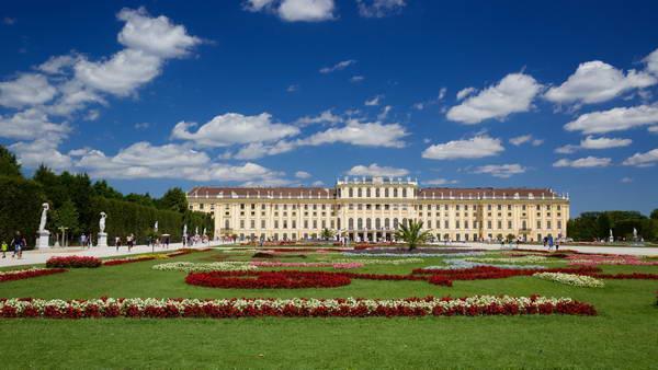 ארמון שנבורן וינה