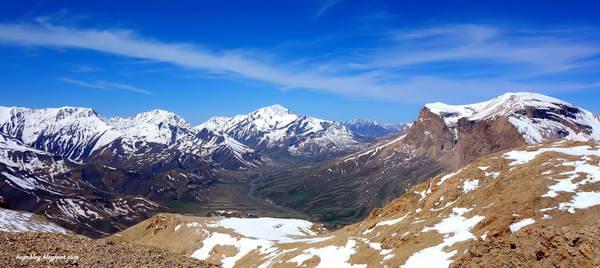הרי הקווקז, אזרבייג'ן