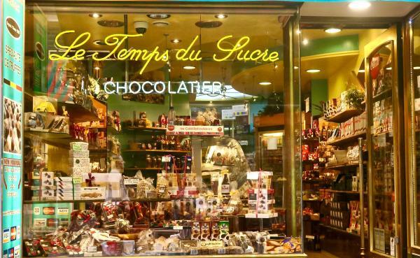 שוקולד בבריסל