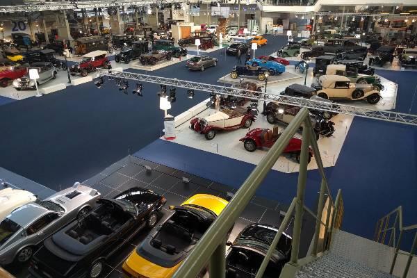 מוזיאון המכוניות, בריסל