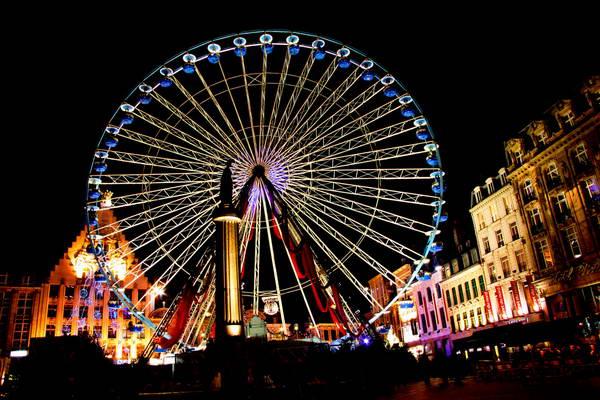 הכיכר הגדולה בבריסל, בלגיה