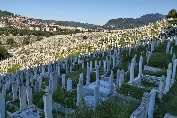 בית הקברות בארה בסרייבו