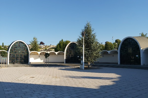 בית הקברות בארה, סרייבו