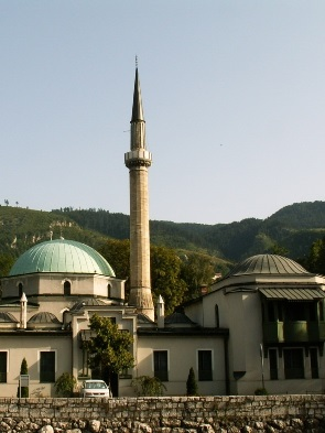 מסגד בסרייבו, בוסניה והרצגובינה