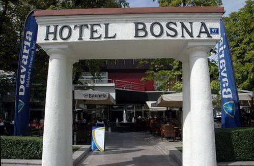 מלון בוסנה, באניה לוקה, בוסניה