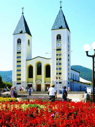 מדז'וגורייה, אתר עלייה לרגל לעולם הקתולי